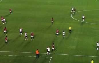 """Oeste marca no último minuto e """"tira"""" Atlético-GO da vice-liderança"""
