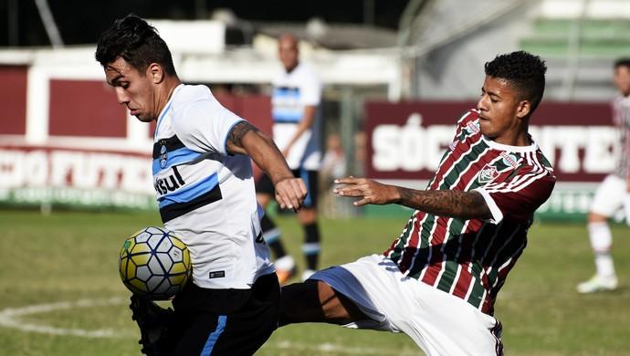 Fluminense x Grêmio sub-20 (Foto: Mailson Santana/Divulgação Fluminense)