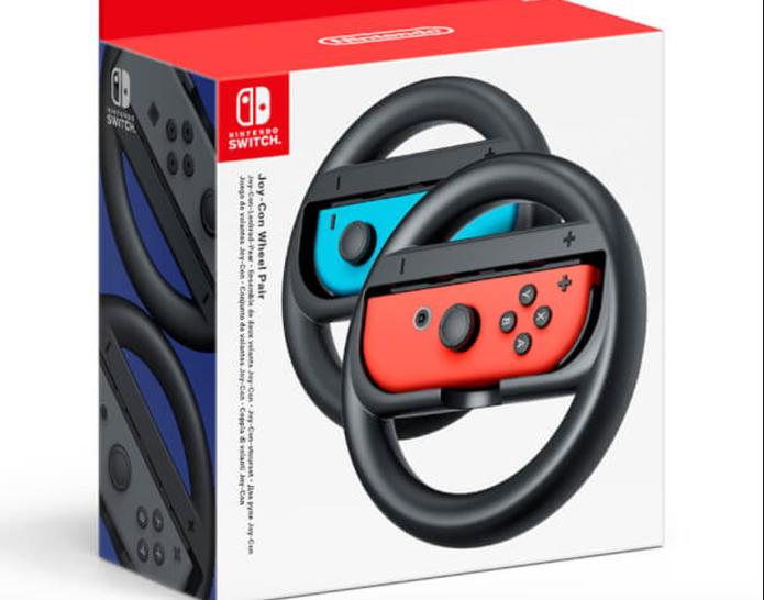 Volante do Switch (Foto: Divulgação/Nintendo)