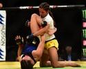 Julianna Peña derrota Cat Zingano e fica mais perto de disputa do cinturão