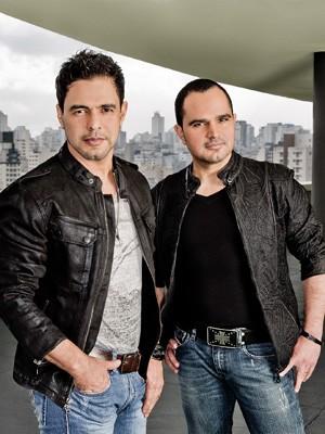 Zezé di Camargo e Luciano (Foto: André Monteiro / Divulgação)