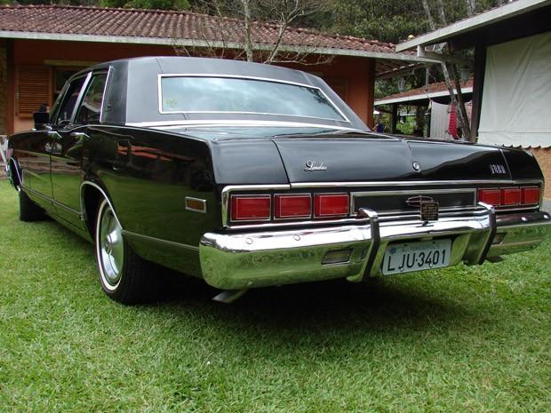 Ford Landau 1979 (Foto  Sergio Castello Branco VC no AutoEsporte) Carro ... 39181ca1d2628