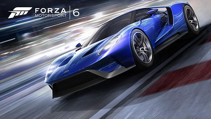 Confira dicas para mandar bem em Forza Motorsport 6 (Foto: Divulgação)