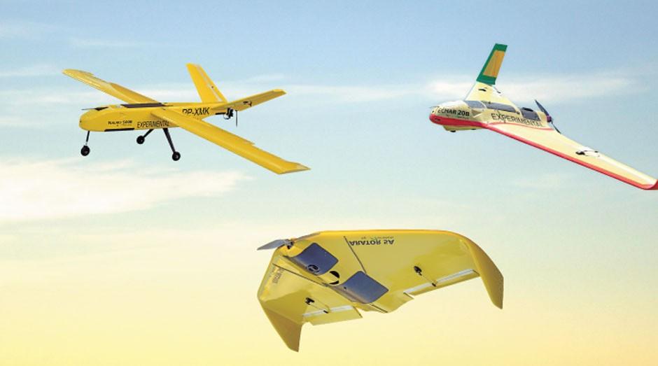 Drones da Xmobots (Foto: Reprodução / Facebook )
