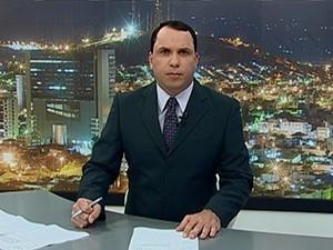Sobre as eleições no ABTV 2ª Edição (Foto: Reprodução/TV Asa Branca)
