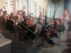 Juiz-foranos manifestam pela saída de Eduardo Cunha e de Michel Temer