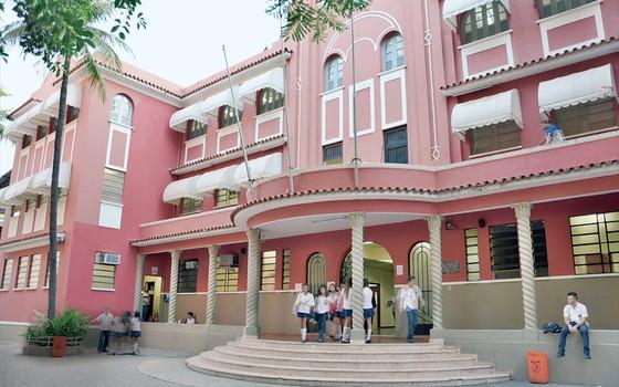 Fachada do colégio Pedro II no Rio de Janeiro (Foto: Divulgação Pedro Segundo)
