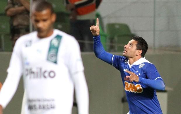 Diego Souza gol Cruzeiro (Foto: Paulo Fonseca / Futura Press)