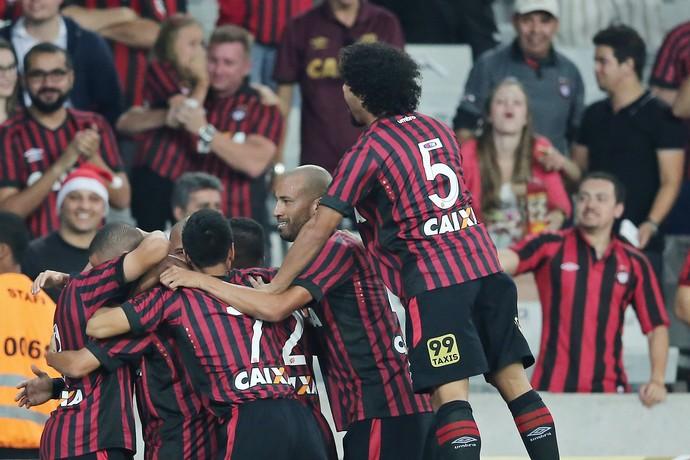 Atlético-PR x Palmeiras Marcos Guilherme (Foto: Heuler Andrey/Dia Esportivo/Estadão Conteúdo)