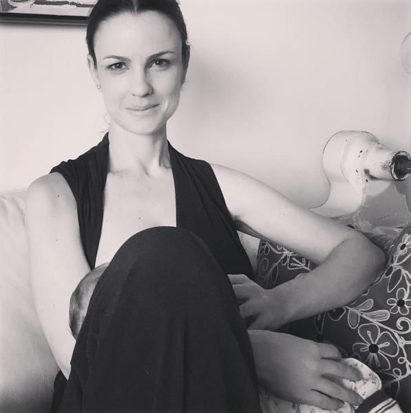 Carolina Kasting e Tom (Foto: Reprodução/Instagram)