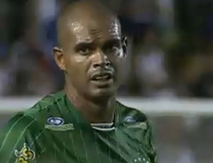 Flávio Barros, atacante contratado pelo 4 de Julho (Foto: Divulgação)