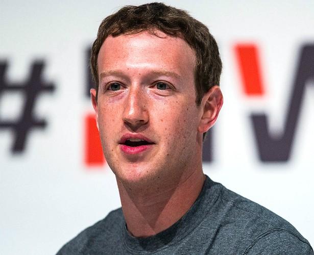Você sabia que o azul é a cor predominante no Facebook porque o criador dessa rede social, Mark Zuckerberg, confunde tons de verde e vermelho? Ele adora azul, porque consegue ver diferentes tonalidades dessa cor. (Foto: Getty Images)