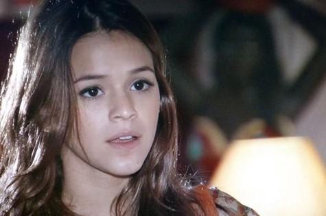 Bruna Marquezine, a Luiza de 'Em família' (Foto: Divulgação/TV Globo)