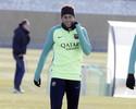 "Luis Enrique minimiza escassez de gols e elogia Neymar: ""Boa temporada"""