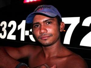 Alberto Matias da Silva, de 21 anos, confessou que matou aposentado em Mossoró, RN (Foto: Marcelino Neto)