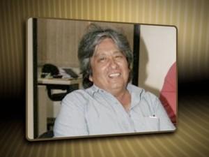 Jornalista Auro Ida (Foto: Reprodução/TVCA)