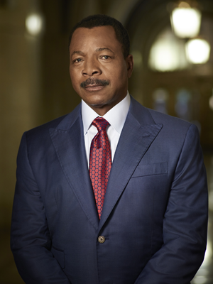 Mark Jefferies (Carl Weathers) (Foto: Universal Channel)