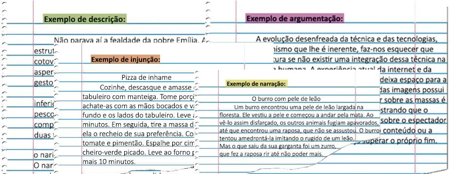É fundamental conhecer os modos de organização de texto. Confira esta matéria especial! (telecurso)