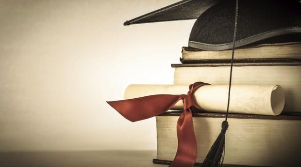 diploma; educacao; cursos; capacitação; universidade; faculdade (Foto: ThinkStock)