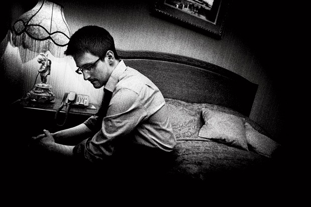 Edward Snowden (Foto: Platon)