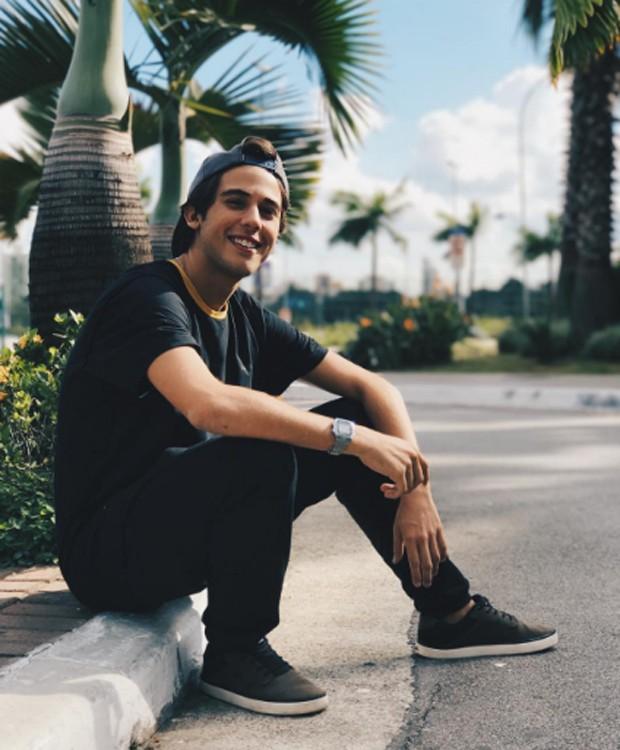 Rafael Awi (Foto: Reprodução/Instagram)