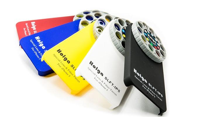 Kit de lentes coloca filtros físicos nas suas fotos (Foto: Divulgação)