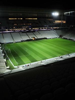 Corinthians x Fluminense Arena (Foto: Marcos Ribolli)