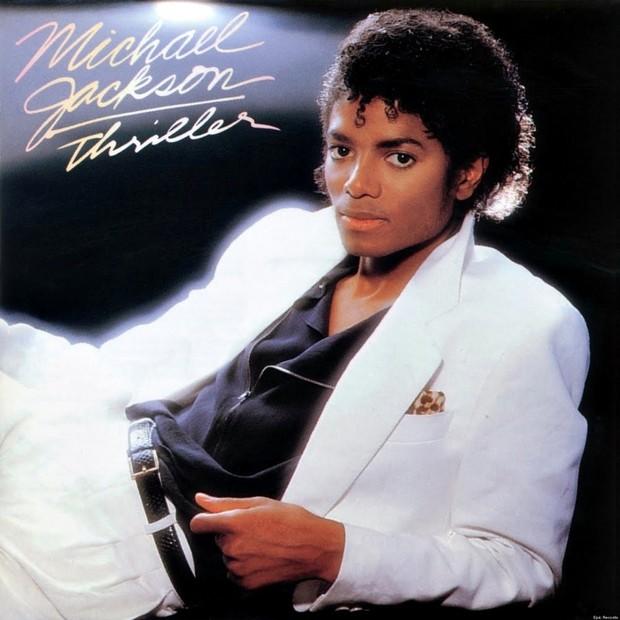 Thriller, de Michael Jackson (Foto: reprodução )