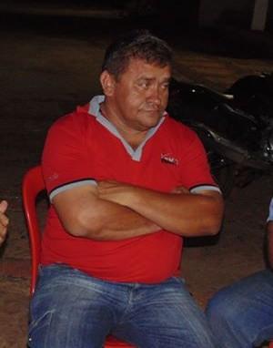 Francisco Ispo Caiçara (Foto: Ricardo Andrade)