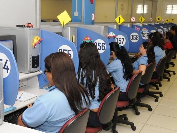 Setor de telemarketing tem 450 vagas de emprego abertas no Espírito Santo (Foto: A Gazeta)