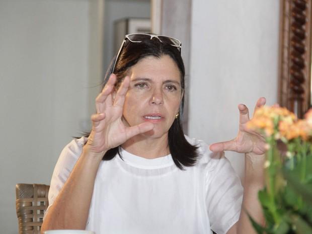 Roseana Sarney será submetida a cirurgia para retirada de nódulo (Foto: Biaman Prado / O Estado)