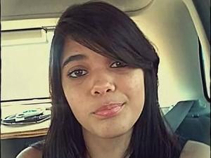 Bruna Karolina Fernandes Guiado foi assassinada e teve bebê roubado (Foto: Arquivo pessoal)