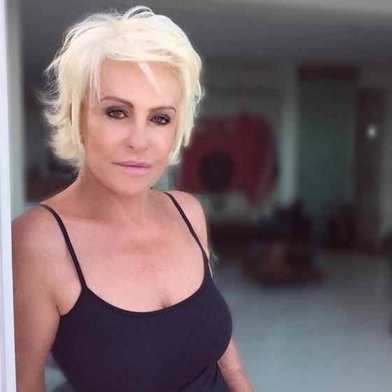 """""""Meu arroz e feijão são imbatíveis"""", diz Ana Maria Braga (Foto: Arquivo pessoal)"""