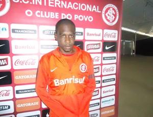 Juan está confirmado para o Gre-Nal deste domingo na Arena (Foto: Tomás Hammes / GLOBOESPORTE.COM)