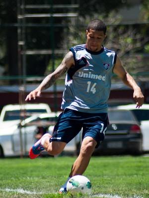 Bruno, treino do Flu (Foto: Bruno Haddad / Fluminense. F.C.)