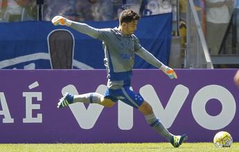 Jornalista elogia goleiro do Cruzeiro e diz que boa atuação não surpreende