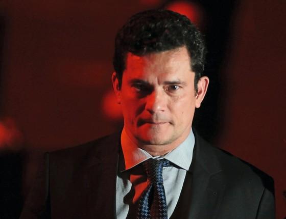 Juiz Sergio Moro (Foto: ALEX SILVA/ESTADÃO CONTEÚDO)