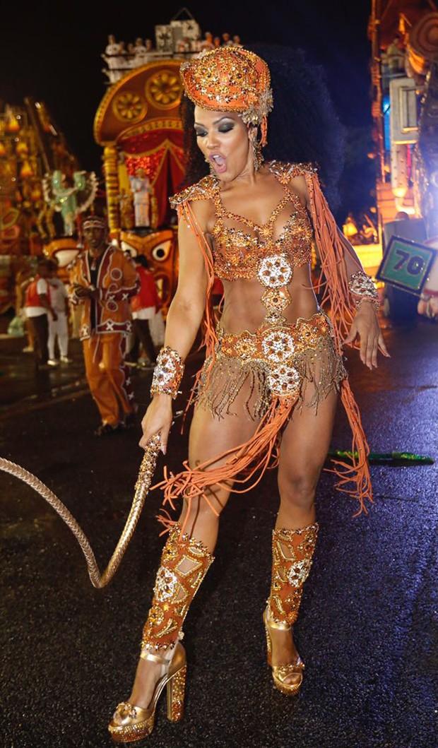 Simone Sampaio (Foto: Eduardo Saraiva/  Ed. Globo)