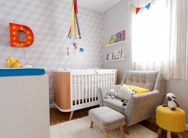 quarto-de-crianca-menino-circo-decoracao-neutro (Foto: Mariana Lima/Divulgação)