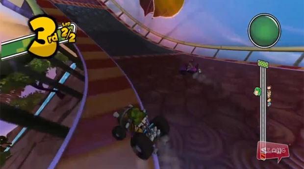 'El Chavo Kart' terá versões para consoles e portáteis (Foto: Divulgação/Slang)