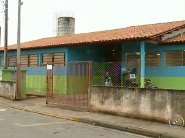 Posto de saúde da Vila Rica não tem vacinas a disposição da população (Foto: Reprodução/TV TEM)