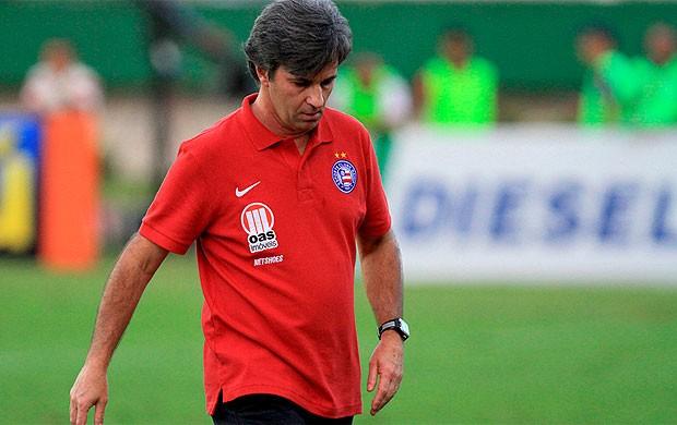 Caio Junior, técnico do bahia (Foto: Felipe Oliveira/EC Bahia/Divulgação)
