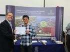 Brasileiro é premiado no Reino Unido por pesquisar células solares baratas
