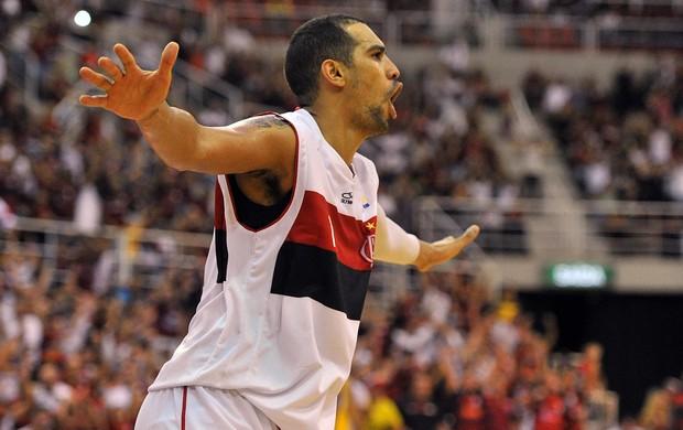 Marquinhos Flamengo basquete NBB (Foto: João Pires/LNB)