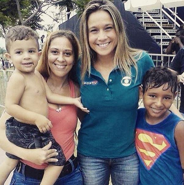 Fernanda Gentil (Foto: Instagram/Reprodução)