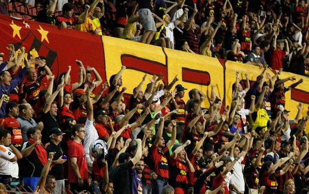 torcida sport (Foto: Divulgação / Sport)