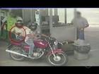 Dupla é presa após assalto a posto de combustíveis, em Cariacica, ES