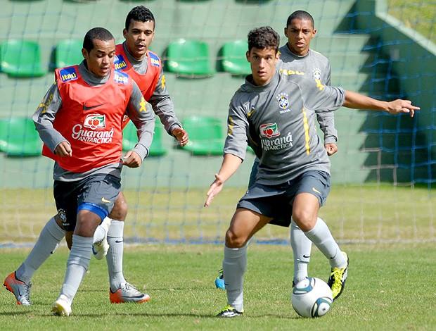 Guilherme Costa seleção Sub-17 (Foto: Alexandre Durão / Globoesporte.com)