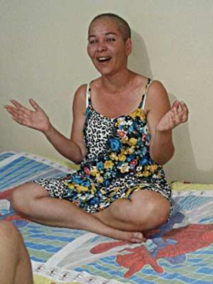 A vigilante Selma Nunes Peixoto (Foto: Selma Nunes Peixoto/Arquivo Pessoal)