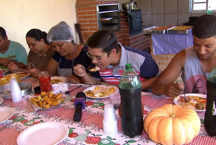 FARINHA DE TRIGO (Foto: Reprodução / TV TEM)